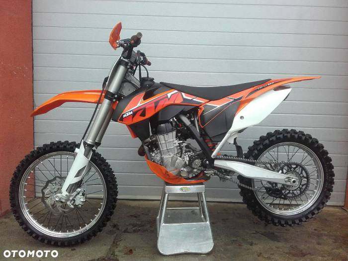 ktm 450 sxf sprzedam motocykl cross. Black Bedroom Furniture Sets. Home Design Ideas
